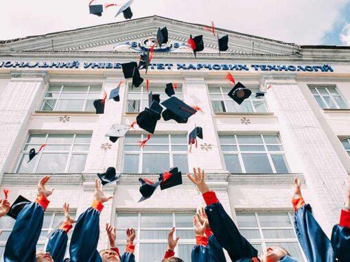 Промова на випускний від випускників: приклади від Krasnomovec
